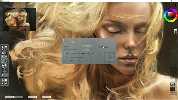 【插画软体】SpeedyPainter 免费插画软体下载,最强大的插画工具。